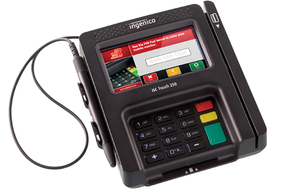 EMV Card Reader - Accept EMV Chip Cards with goEmerchant